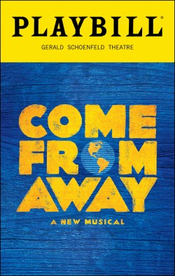 Come From Away coming to London